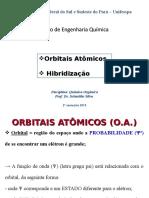 Orbitais Atômicos e Hibridização