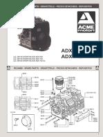 ACME ADX 600 - 740