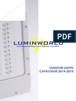 LuminWorld Outdoor Lights Catalogue 2014