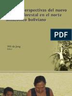 Jong 2004 Nouveau Regime Forestier Bolivie Amazonie Super