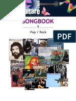 Songbook Pop Rock Club Guitare