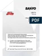User Manual Sanyo Smart 2 1