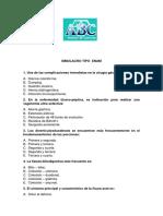 Simulacro ABC -Curso Preinternado Enam 2107