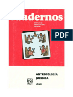 Varios - Antropologia Juridica