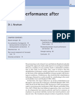 Muscle Performance After Stroke