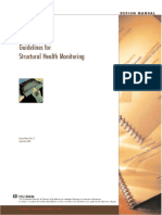 Guidelines for Structural Health Monitoring