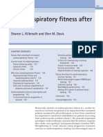 Cardiorespiratory Fitness After Stroke