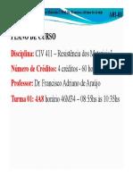 Aula-01- CIV-411- Introdu+º+úo