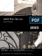 ARM Who We Are 2017