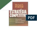 Administração estratégica Movimentos competitivos