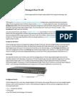 Konfigurasi Switch Dan VLAN Cisco