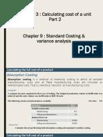 Presentation _ Chapter3 & 9