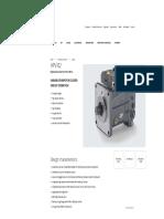 Linde - Hydraulic Pumps HPV-02