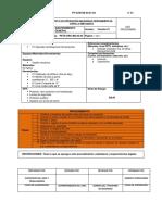 Pets-Orc-mg.05.05 Puesta en Operación Maquinas Herramientas-cepillo Mecanico
