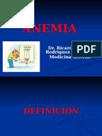 Anemia Resumida