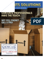 Showcase Restoration -- Contents Solutions -- Volume 10 Issue 5 E-Version Red