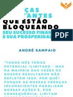 Andre Sampaio 10 Crenças Limitantes Prosperidade