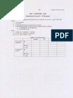 Prova NPII  1° semestre Materiais da Construção Civil 2011 -1