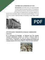 La Nueva Guatemala de La Ansuncion Rosa