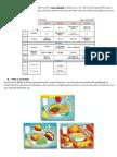 spanish 1 examen final sample visuals