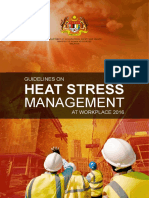 Heat Stress Management at Wplace 2016