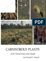 Carnivorous Plants of the Unitied States and Canada