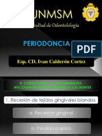 Clasificacion Periodontal 1999
