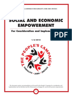 PCEJJ Social and Economic Empowerment 1 2 18