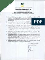 Pengumunan Pkh Tahap 3 (1)