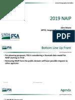 2019 NAIP