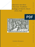 SHCT 119 Thompson - Eucharistic Sacrifice And Patristic Tradition In The Theology Of Martin Bucer 1534-1546 (2004).pdf