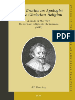 SHCT 111 Heering - Hugo Grotius As Apologist for the Christian Religion_A Study of His Work De Veritate Religionis Christianae, 1640.pdf
