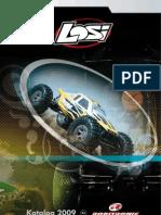 Losi Katalog 2009