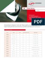 Sonceboz Chart Recorder Motor Spec Sheet