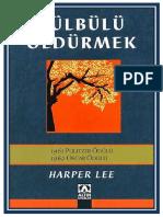 Harper Lee Bülbülü Öldürmek.pdf
