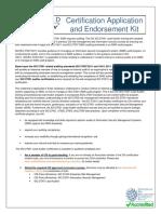 27001 Lead Auditor Certification Kit