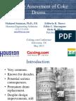Bulging Assessment of Coke Drums Samman Tinoco Houston Engineering Solutions BR DCU Galveston 2013