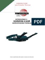 Horizon 5163 R