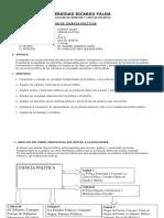 FDCP Ciencia Politica