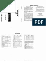 875A Manual