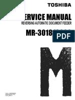 mr3018-3020 Service Manual