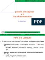 ITC Lect 02 [Computer Components]