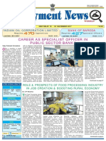 Employment News 18 November - 24 November