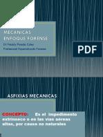 ASFIXIAS MECANICAS
