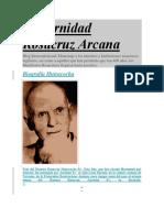 Fraternidad Rosacruz Arcana