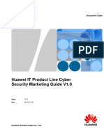 Huawei IT Product Line Cyber Security Marketing Guide