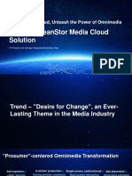 Huawei OceanStor Media Cloud Solution Overview Presentation_V1.1_201509