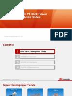 Huawei FusionServer RH2288 V3 Technical Presentation
