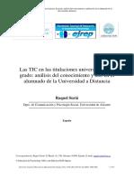 Caso Sobre Uso de Tics Estudios Superiores 2011 EspañaArt_22_477