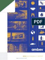 Ambev Sustainability Report 2016-1